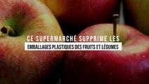 Ce supermarché supprime les emballages plastiques des fruits et légumes, et le résultat est là