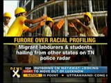 TN cops profiling north Indians sparks controversy-NewsX