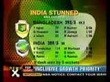 Asia cup: Bangladesh beats India by 5 wickets- NewsX