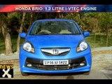 Test drive: Honda Brio - NewsX