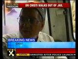 Pak Dr. Khalil Chisti released from Ajmer jail-NewsX