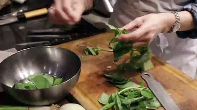 Christine and the chefs #7 : la barbue aux légumes de saison de Bruno Doucet