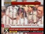 Aarushi murder case: Nupur Talwar reaches Ghaziabad court - NewsX