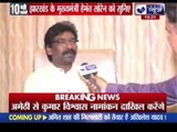 India News exclusive: Straight talk with Jharkhand CM Hemant Soren