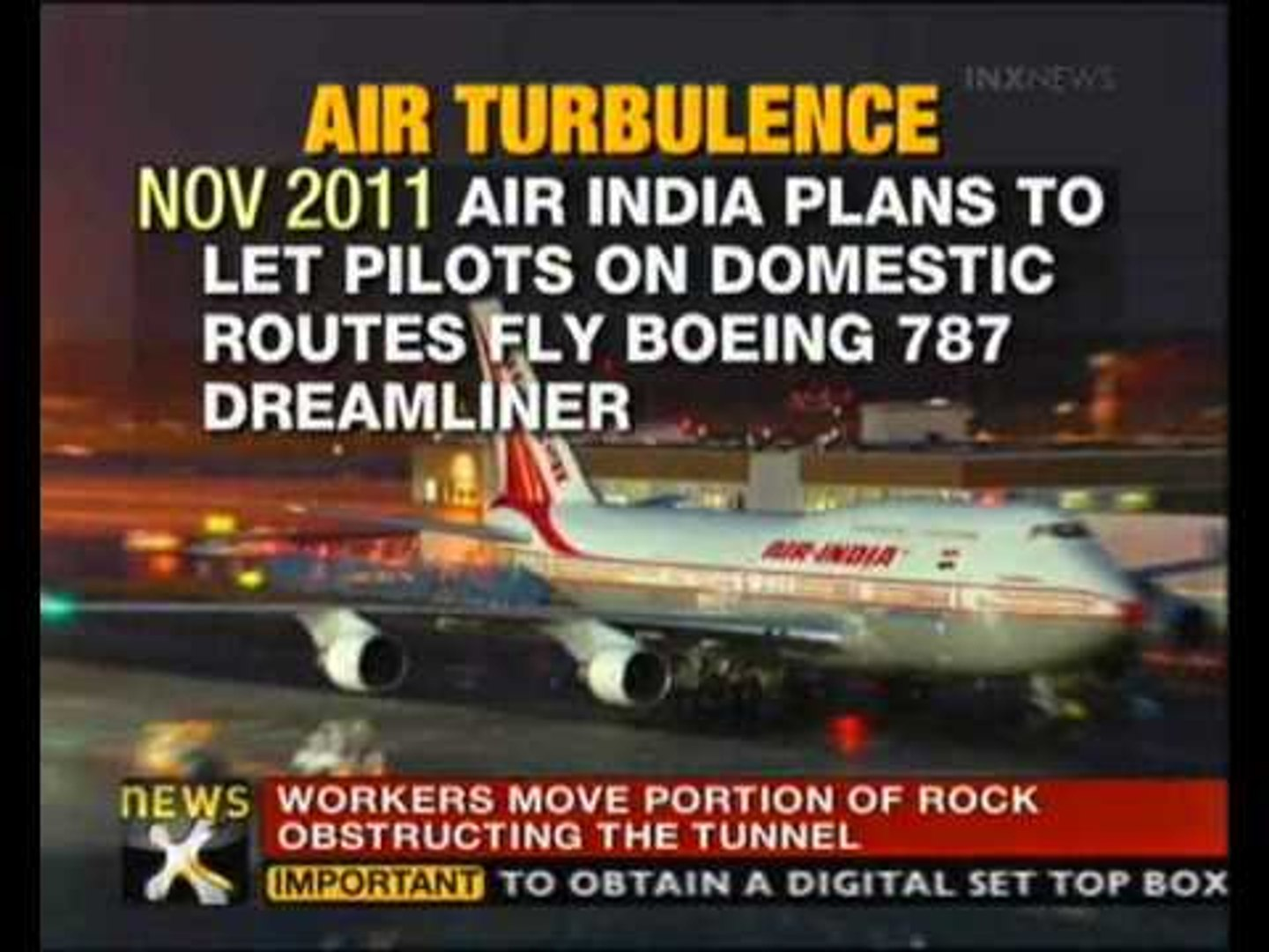 Air India pilots to go on indefinite hunger-strike from today - NewsX