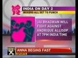 India at Olympics: Saina Nehwal starts off today - NewsX