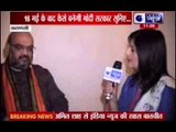 Exclusive interview with Amit Shah by Sheetal Rajput