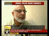 J&K: Jamaat-e-Islami bans tourists from wearing objectionable clothes - NewsX