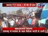 Diva-Sawantwadi Express derails near Nagothane, at least 10 passengers dead