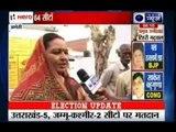 Lok Sabha Election: Polling begins in phase 8 of LS polls, focus in Amethi