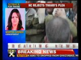 HC rejects N D Tiwari's plea to keep DNA results secret - NewsX