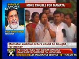 Contempt petition filed against Mamata - NewsX