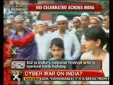 India celebrates Eid-ul-Fitr today - NewsX