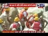 UAV helping to find the missing bodies in Mandi ,Himachal Pradesh: 2 more bodies found