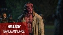 HELLBOY (David Harbour, Milla Jovovich) - Bande-annonce VOST