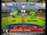 WC T20: India to take on South Africa in do-or-die match - NewsX