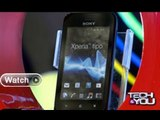 Tech and You: Sony Xperia Tipo launched in India - NewsX