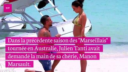Julien Tanti et Manon Marsault : la date de leur mariage enfin dévoilée ?
