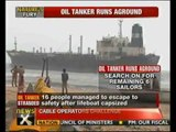 Cyclone Nilam: Oil tanker runs aground; 6 sailors still missing - NewsX