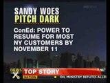 Hurricane Sandy cuts power to more than 8 million homes - NewsX