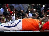 Politicos, Bollywood celebs attend Bal Thackeray's cremation - NewsX