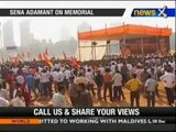 BMC wants removal of Bal Thackeray's memorial - NewsX