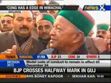 Himachal polls: Congress will come into power, says Virbhadra - NewsX