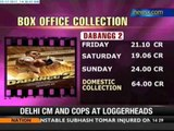 Dabangg 2 rakes in Rs 64 cr in the opening weekend - NewsX