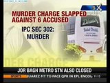 Gangrape victim's death: Police invokes murder charges against accused - NewsX