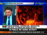 Speak out India: Govt ignores public demand- NewsX