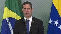 Juan Guaidó não teme ameaças de Maduro e planeia retornar à Venezuela