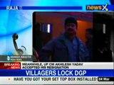 DSP's killing: Raja Bhaiya demands CBI inquiry