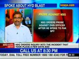NSG orders probe against own officer after he spoke to Pak spy
