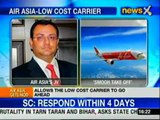 AirAsia Plane India - AirAsia plane to launch India operations in a joint venture