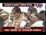 Amitabh Bachchan flies kites in Ahmedabad on Makar Sankranti
