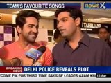 Ayushmann gets nostalgic with 'Saddi Gali' from Nautanki Saala
