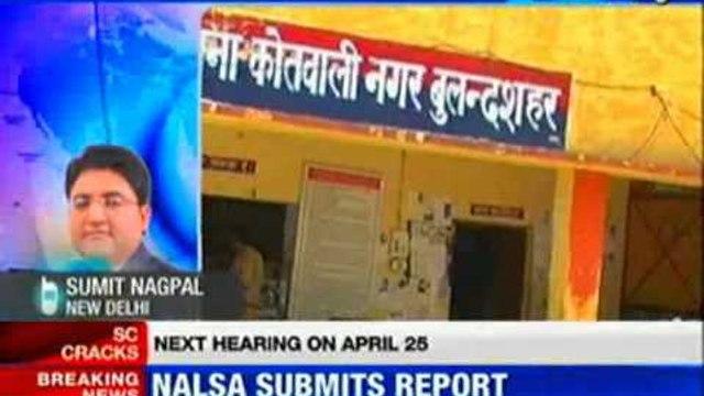 UP minor detention case: File affidavit within 7 days, SC asks govt