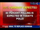 Pakistan Election : 80% Polling is expected today