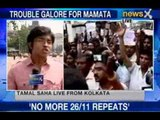 West Bengal: Tripple whammy for Mamata Banerjee