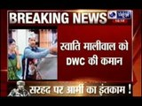 AAP leader Naveen Jaihind`s wife Swati Maliwal to be next DCW chief