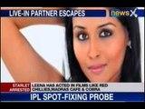 News X : South Indian Actress Leena Maria Paul arrested