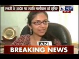 Delhi LG rejects appointment of Swati Maliwal as DCW chief