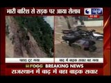 Rishikesh-Badrinath highway closed due to landslide in Rudraprayag
