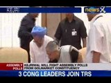 Arvind Kejriwal to contest against Sheila Dikshit in Delhi Assembly polls