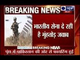 Twin ceasefire violations by Pakistan in Jammu and Kashmir, no casualties