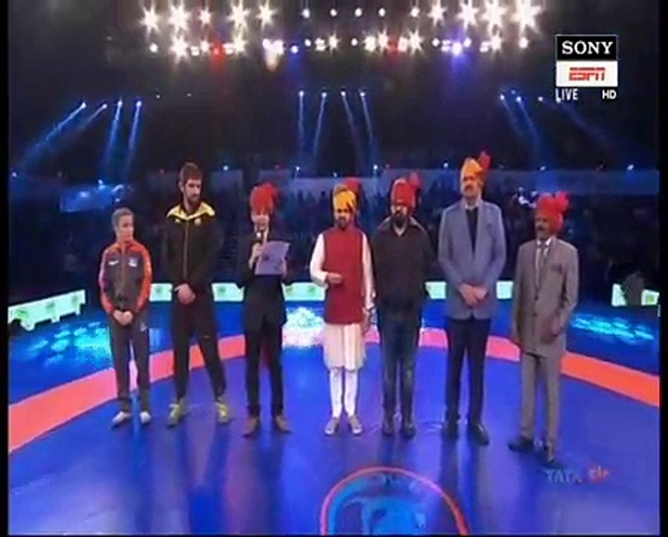 PWL 3 Day 8_ Haryana Hammers have won the toss aganist Punjab Royals; blocks 67k