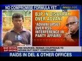 L K Advani sticks to his resignation from BJP