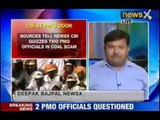 Coal-gate scam: CBI questions two PMO officials