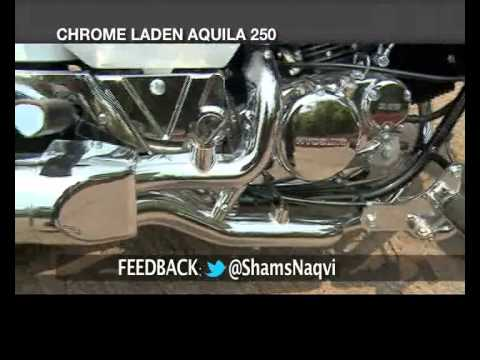Living Cars: First Ride – DSK Hyosung Aquila 250