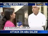 NewsX: Yeddy clears cloud over comeback in BJP